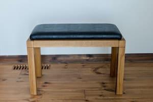 木製トレーニングベンチFourceブラック