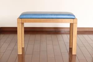 木製トレーニングベンチFourceブルー