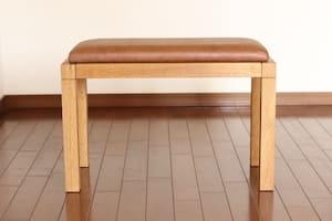 木製トレーニングベンチFourceブラウン