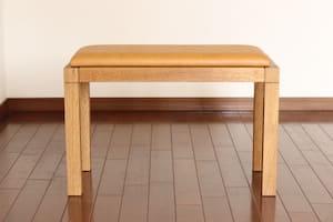 木製トレーニングベンチFourceキャメル