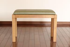 木製トレーニングベンチFourceグリーン