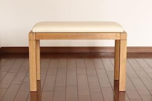 木製トレーニングベンチFourceアイボリー